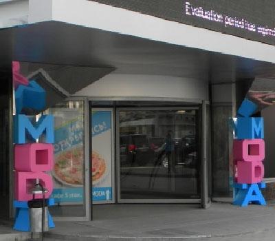 Торговый центр «MODA»